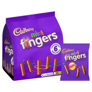 Cadbury Mini fingers, 6 balení