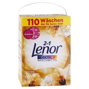 Lenor prací prášek Color, Goldene Orchidee 110PD 7,15Kg