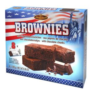 Brownies 8x30g