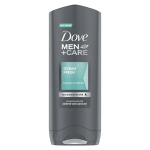 Dove Men 2v1 sprchový gel s vůní Ocean Fresh 250ml