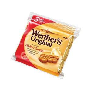 Werthers Original Butter Candies 3 balení 150g