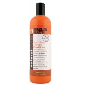 NATURAL WORLD kondicionér na vlasy brazilský keratin 500ml