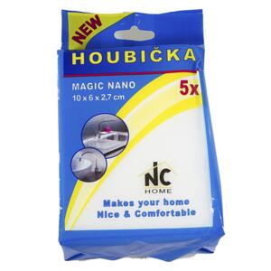 Houbička MAGIC NANO 10x6x2,7cm sada 5ks