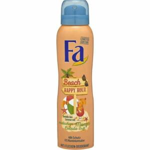 Fa Deospray Happy Hour Tropical Mango Colada, 150ml
